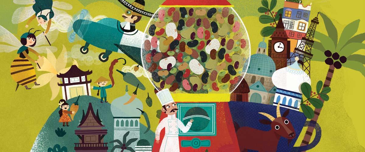 Aventuras y desventuras de los alimentos que cambiaron el mundo.